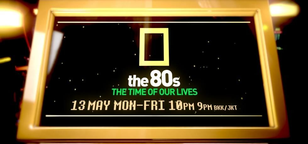 The 80s: The Time of Our Lives