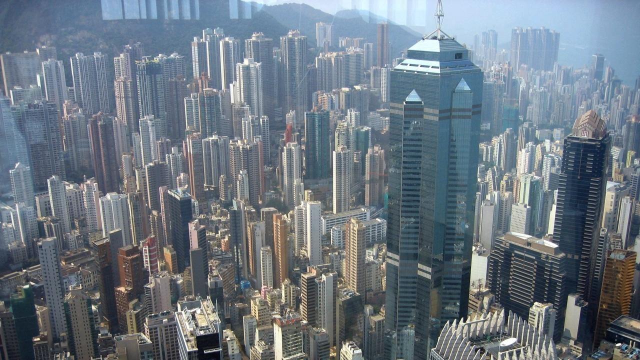 Image De Panorama Des Grandes Villes