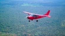 Vol au-dessus de l'Afrique Voir la fiche programme