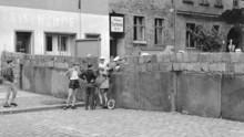 Así se hizo el muro de Berlín Serie