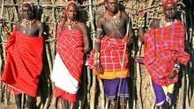 El viaje de los guerreros masai Serie