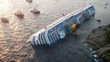 El desastre del Costa Concordia Serie