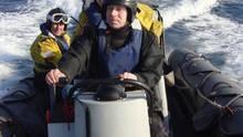 Pomorska patrola Ujedinjenog Kraljevstva  emisija