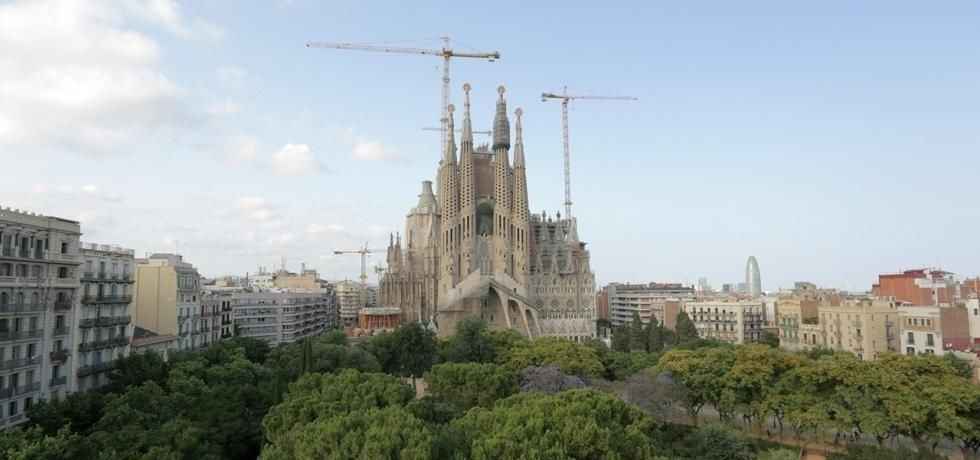 ACCESS 360° WORLD HERITAGE II: LA SAGRADA FAMILIA