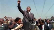 Nelson Mandela: jego życie i dziedzictwo program