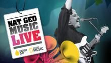 Nat Geo Music Live - Earth Day 2010 programma
