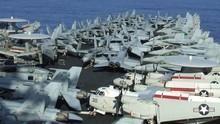 航空母艦雷根號 Super Carrier 節目