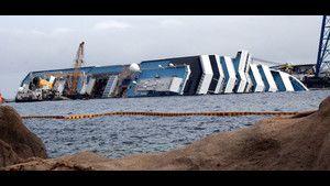 Concordia: testimoni del disastro