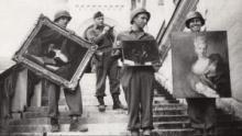 Monuments Men: la vera storia programma