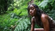 A lány, akit majmok neveltek film