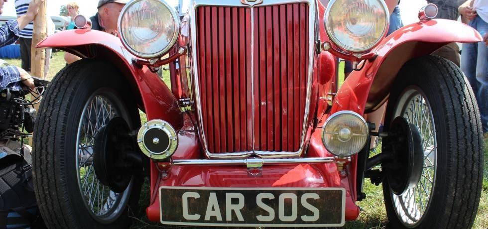Nieuw seizoen: Car S.O.S