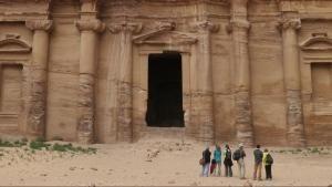 Escaneando el pasado Petra