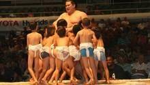 透視內幕: 相撲傳承物語 Inside Sumo Kids 節目