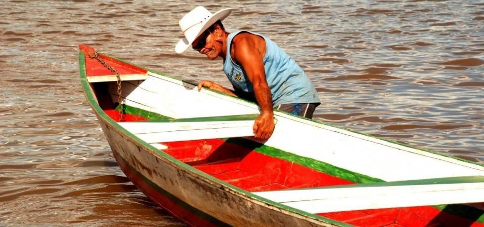 Auf den Spuren des Amazonas