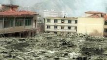 Zemětřesení v Číně pořad
