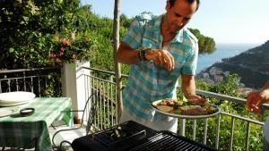 David Rocco's Amalfi Getaway Programm