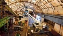Megakonstruktioner: Maskinbyen Program