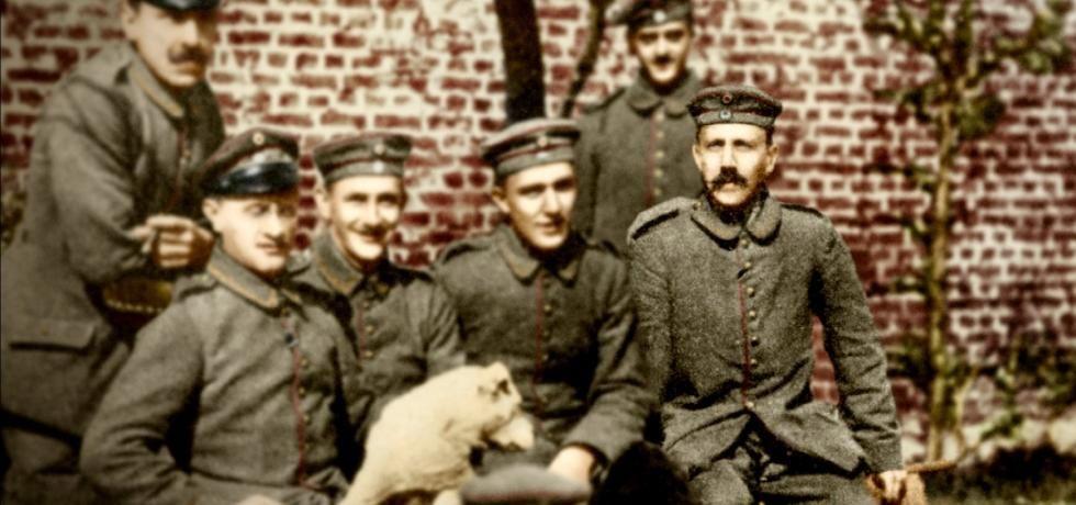 第一次大戰啟示錄