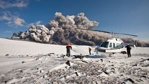 Volcanic Ash Chaos: Inside The Eruption