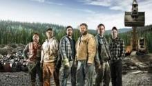 À Procura de Ouro em Yukon programa