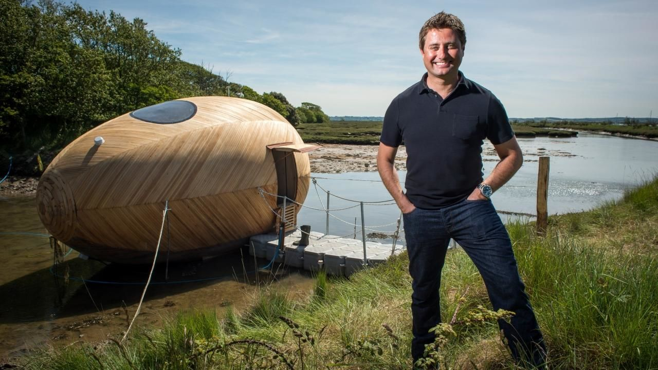 About George Clarke\'s Amazing Spaces S2 Show - National Geographic ...