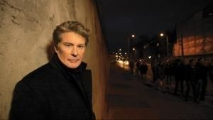 Hasselhoff vs. The Berlin Wall