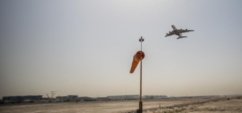 Dubai: den ultimate flyplass