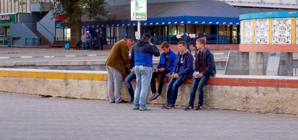 Onzichtbare kinderen in Oost-Europa