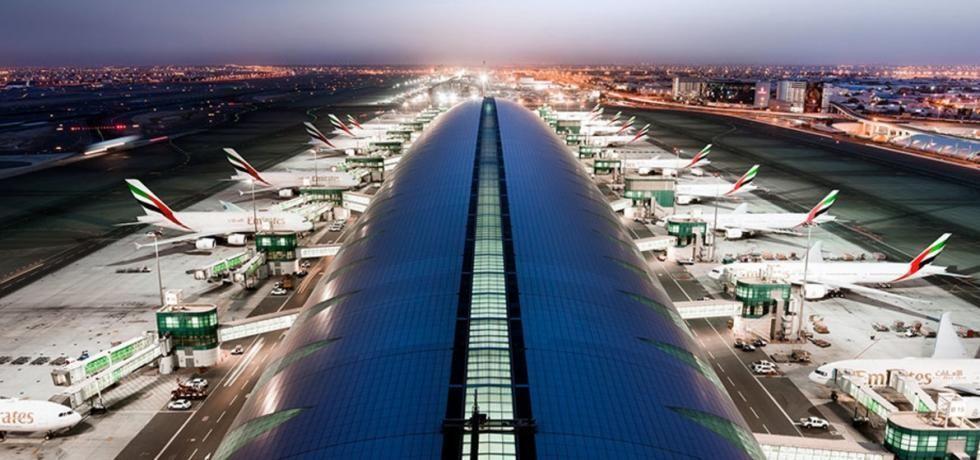 Dubai. Il mega aeroporto