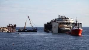 Hevingen av Costa Concordia