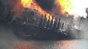 Redning - Code Red: Oliekatastrofen i den Mexicanske Golf