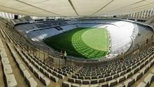 VM i fotball - Kjempekonstruksjoner Program