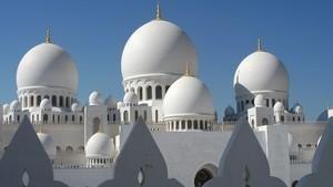 榭赫扎伊清真寺  Mega Mosque