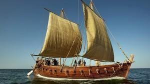 打造阿拉伯古帆船 Arab Treasure Ship