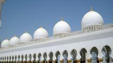 A Zajed sejk mecset film