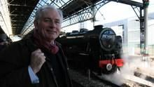 Riding Britain's Railways show