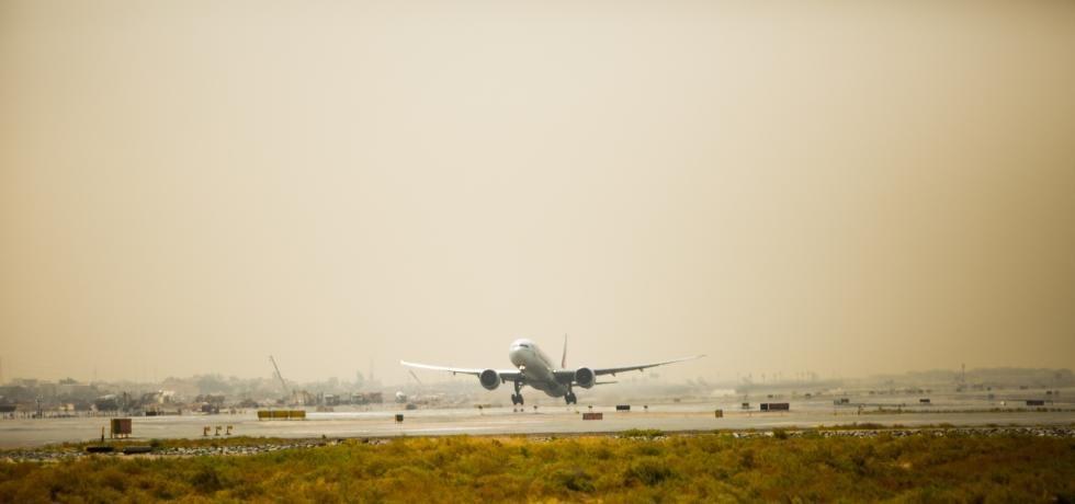 杜拜超級機場2