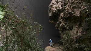 Die geheimnisvollen Höhlen von Guangxi