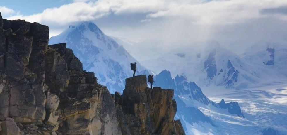 Экстремальное путешествие: Аляска