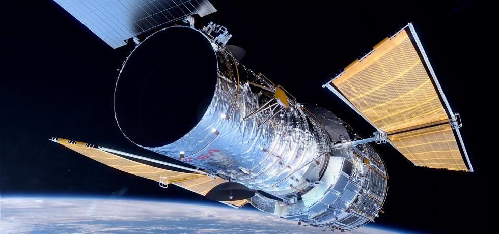 哈勃太空旅程