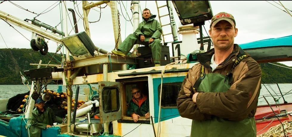 Lupi di mare: l'oro del nord