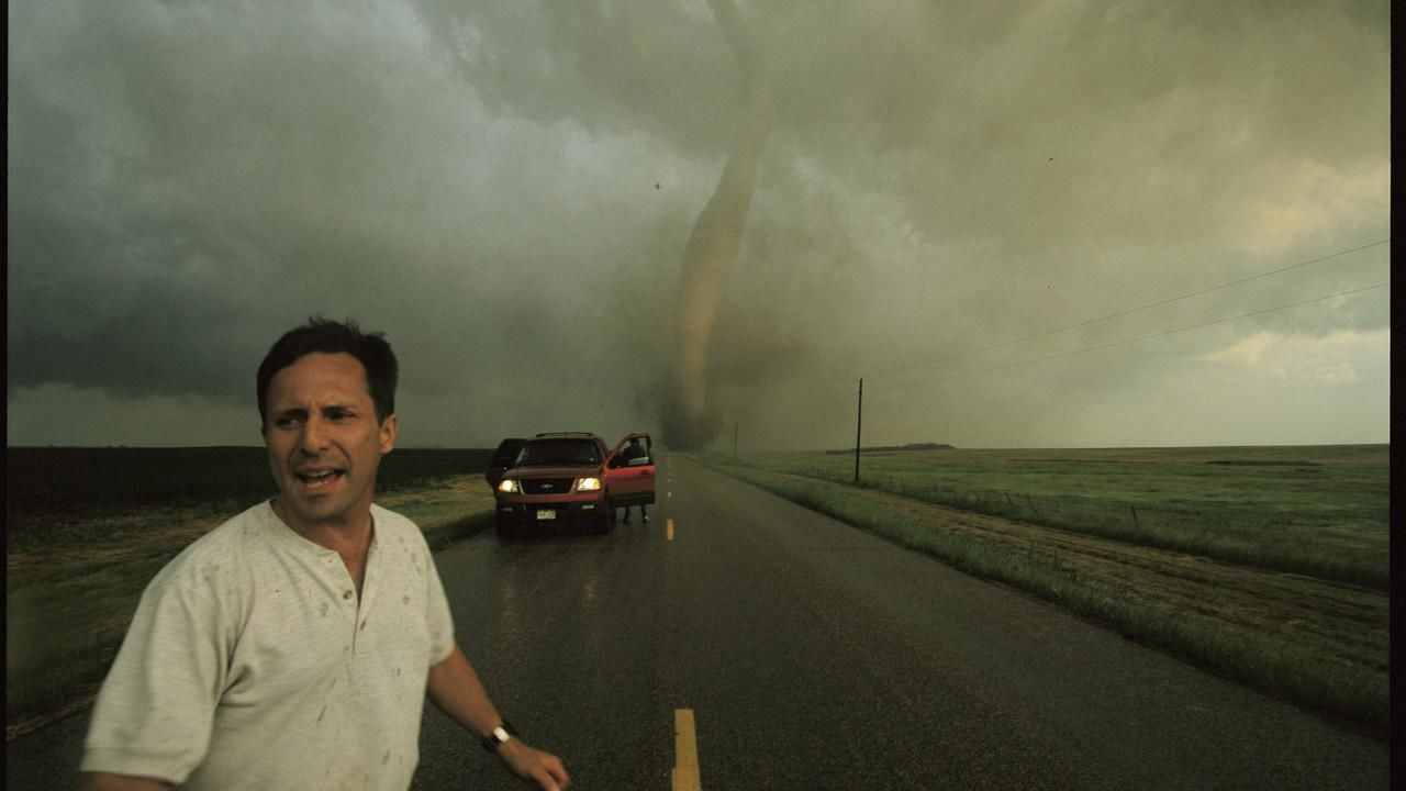 Inside the Tornado - National Geographic Channel - Middle ...