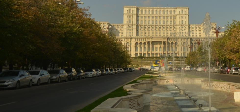 Orașe inteligente: București