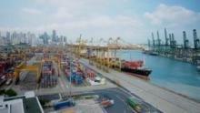 Inside Maritime Singapore show