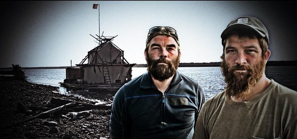Corrida no Rio Yukon