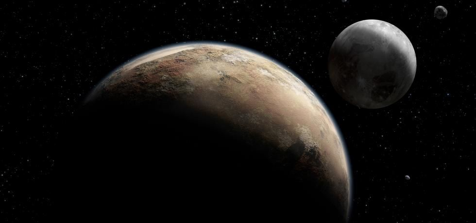 Veien til Pluto