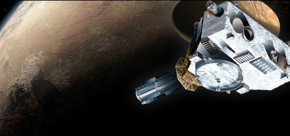 Binnenkort: Mission Pluto