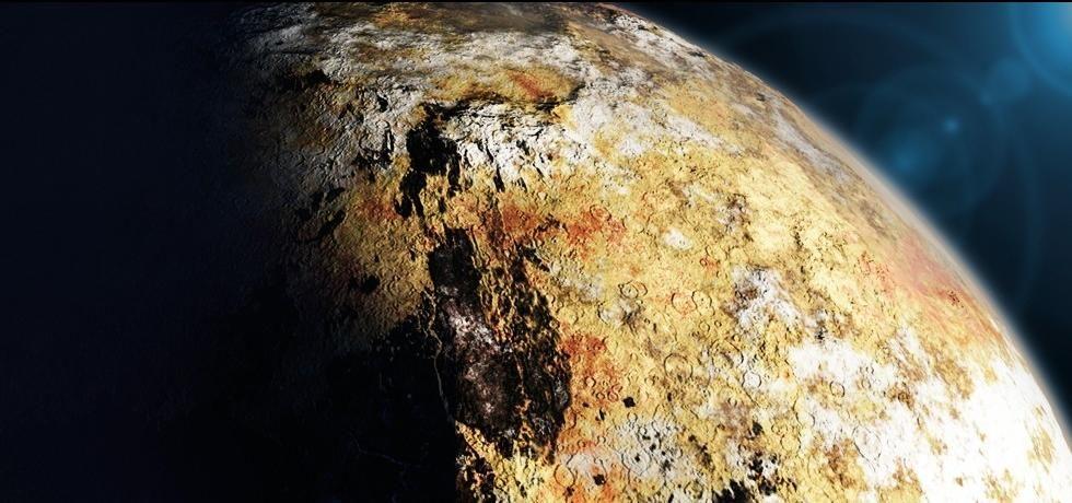 Ao encontro de Plutão