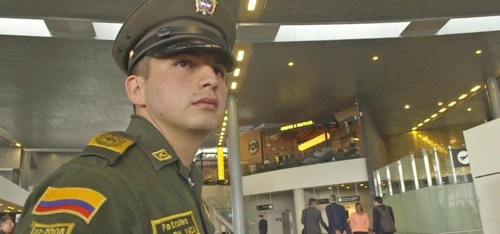 Segurança Aeroportuária: Colômbia