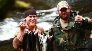 التشبث بالحياة في آلاسكا